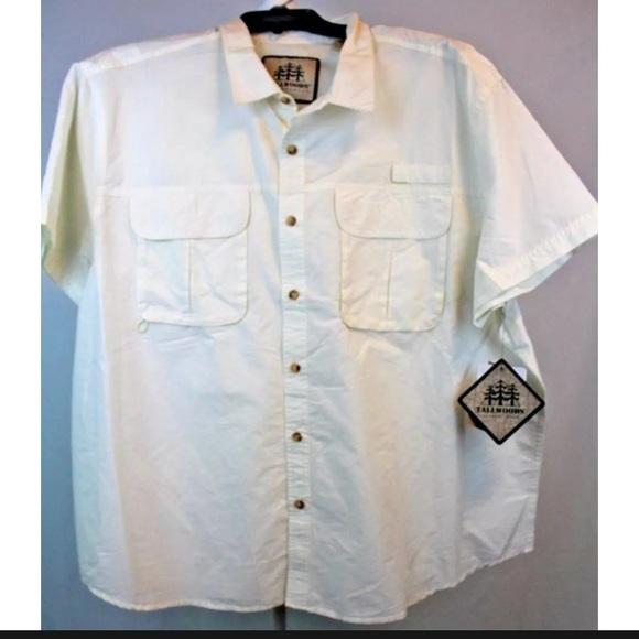 8ffc2418ec2 Shirts   Tallwoods Big Tall Vented Fishing Shirt   Poshmark